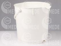 Plastové vedro pod medomet 9l