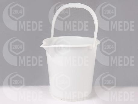 Műanyag vödör pergető alá 17l
