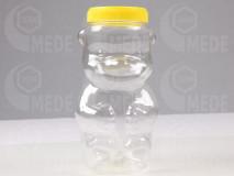 Műanyag mézes maci 1000g