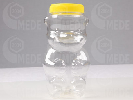 Plastový macík na 1000g medu