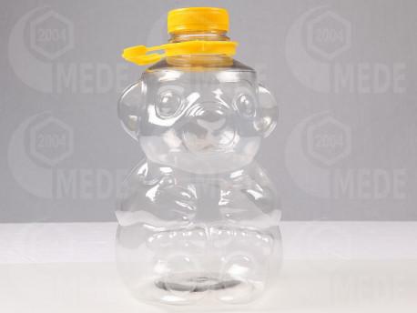 Műanyag mézes maci 3000g