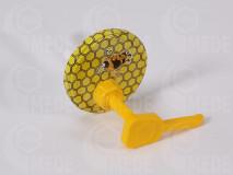 Mézadagoló pumpa - erős méh lapkával, 82mm