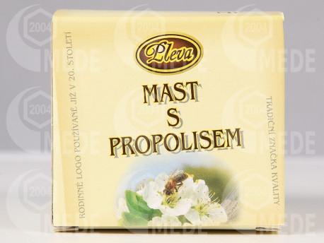 Masť s propolisom
