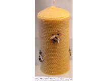 Henger méhekkel gyertya 135 x 65