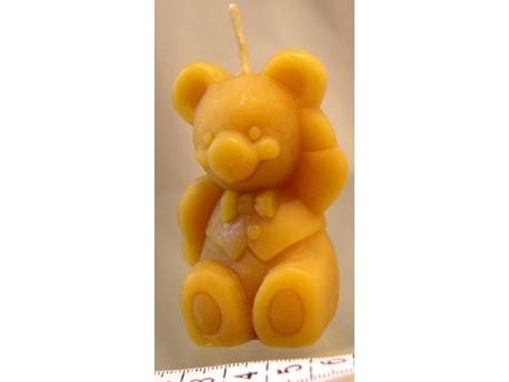 Sviečka Medvedík