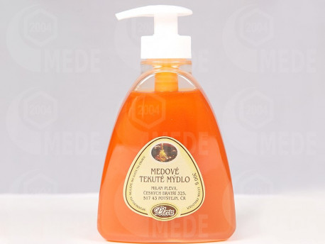 Medové tekuté mydlo