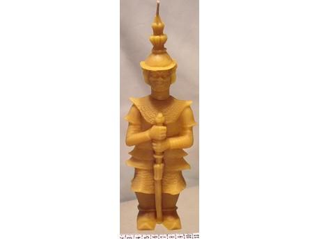Sviečka Samuraj