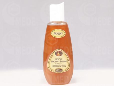 Sprchový šampón s medom pánsky