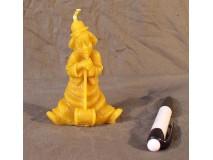 Sviečka Šašo s kladivom