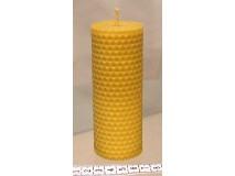 Sviečka vinutá valček 120 x 45