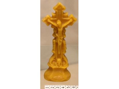 Sviečka Ježiš na kríži
