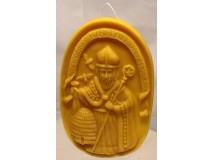 Szent Ambrus felakasztható dísz