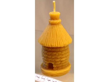 Sviečka Slamený úľ