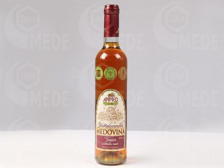 Staroslovanská medovina tmavá 0,50l