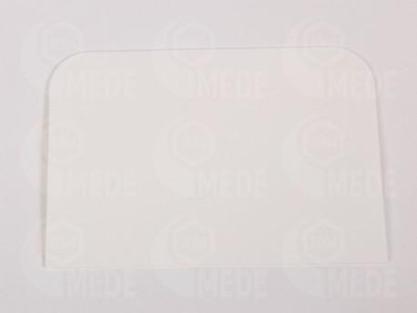 Mézkiszedő lapát műanyag - fehér