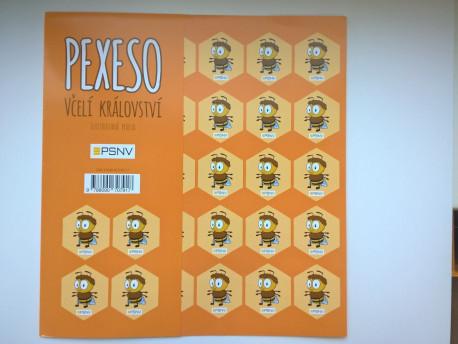 Pexeso včelí království