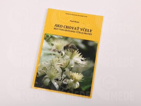 KnihaAko chovať včelz bez vzhľadávania