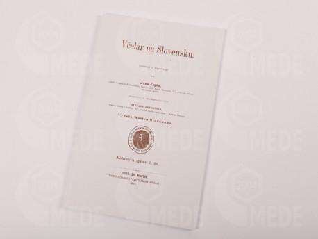 Kniha - Včelár na Slovensku