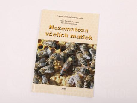 Kniha - Nozematóza včelích matiek
