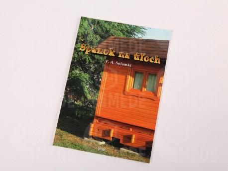 Kniha - Spánok na úľoch