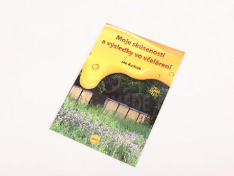 Kniha - Moje skúsenosti a výsledky vo včelárení