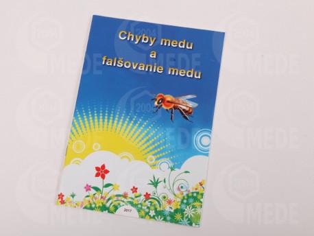 Kniha - Chyby medu a falšovanie medu