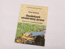 Könyv - Osobitosti včelárskej praxe (Od pokusov k optimálnym riešeniam)