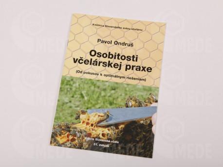 Kniha - Osobitosti včelárskej praxe