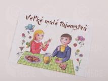 Kifestőkönyv - Veľké malé tajomstvo