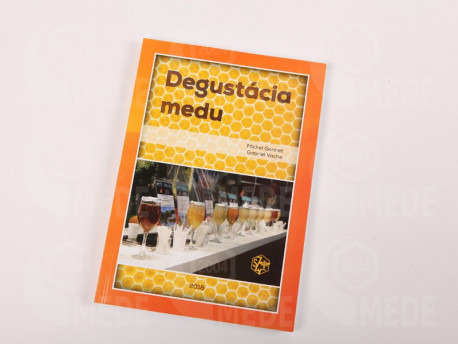 Kniha - Degustácia medu