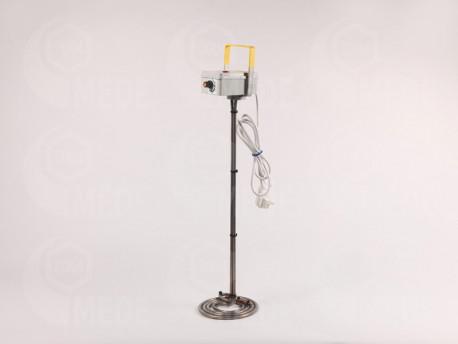 Tavička medu špirála s termostatom,230V,500W,170mm