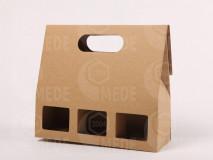 Darčeková krabica na 3x250g medu