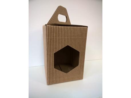 Darčeková krabica na 1kg medu