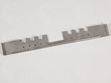 Kijárószűkítő inox, állítható, 15,6x2,2cm