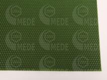 Műlép zöld 39x24 cm, drb