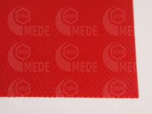 Medzistienky červené 39x24 cm, ks