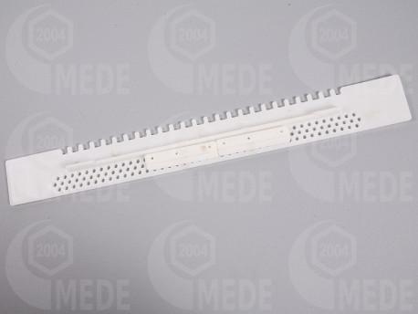 Műanyag kijárószűkítő, 43cm, fehér