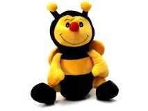 Plyšák včela stredná