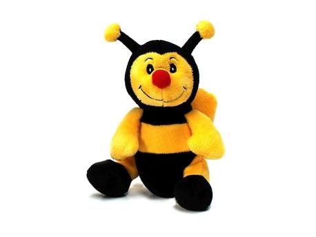 Plyšák včela malá