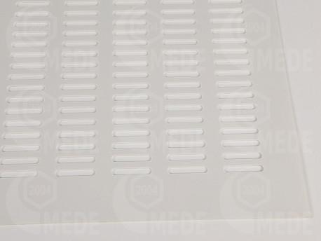 Materská mriežka plast biela 425x510 Langstroth