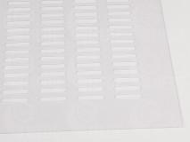 Materská mriežka plast číra 425x510 Langstroth