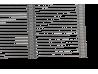 Materská mriežka kovová 425x510 Langstroth