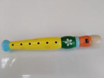 Píšťalka - žltá