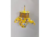 Včelárska bunda, závesná ozdoba, suvenír