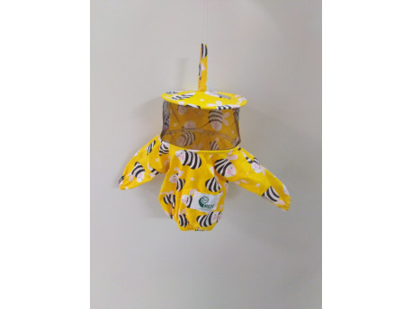 Méhészkabát, felakasztható, ajándéktárgy