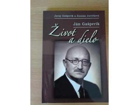 Kniha - Ján Gašperík: Život a dielo