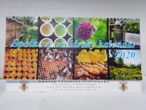 Včelársky kalendár Spolkový 2020