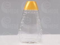 Plastový obal na 500g medu stláčací