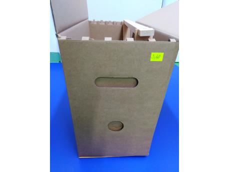 Papír karton kölyökcsaládra, B típus, 5 keret