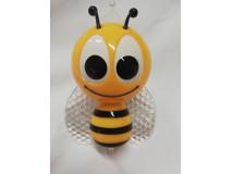 Nočná lampa so senzorom - včielka, LED